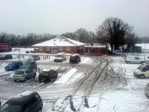 Cleveratom car park image