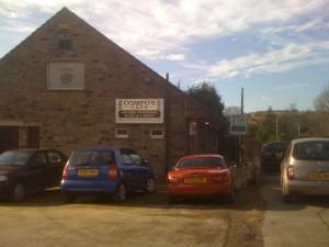 Compo's Cafe, Holmfirth