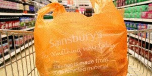 sainsbury bag